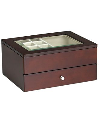 wallace jewelry box mahogany macy 39 s
