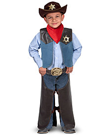 Melissa and Doug Kids Toys, Cowboy Costume