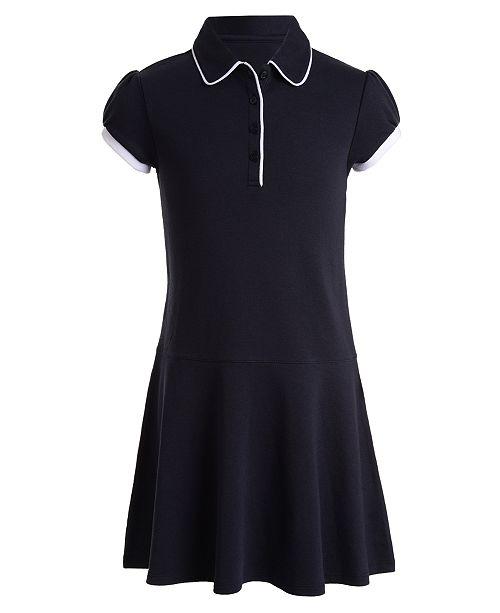 Nautica Little Girls 2Tone Dress