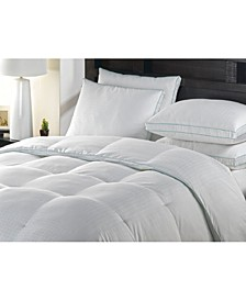 300 Thread Count Oversized White Down Comforter, Full/Queen