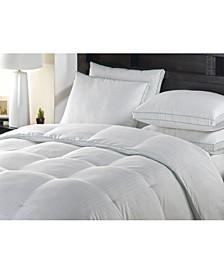 300 Thread Count Oversized White Down Comforter, Full/Queen