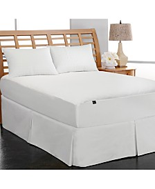 Elle Home Collection Coral Fleece Waterproof Mattress Cover, California King