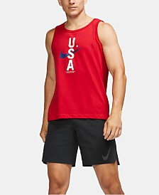 Nike Men's Graphic Tank Top