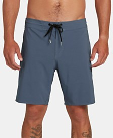 "Volcom Men's Solid Stoney 19"" Board Shorts"