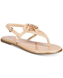 bebe Janney Thong Flat Sandals