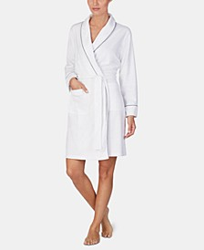 Shawl Collar Baby Terry Robe