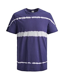 Jack and Jones Men's Overdyed Style T-Shirt