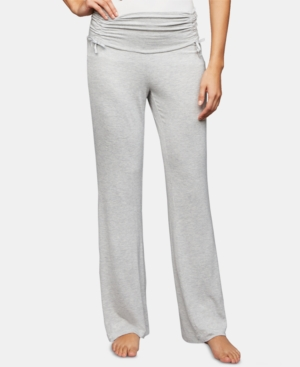 Maternity Ruched Pajama Pants