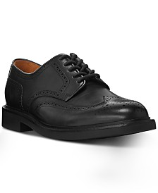 Polo Ralph Lauren Men's Asher Wingtip Oxfords