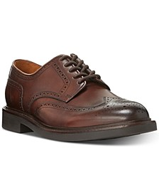 Men's Asher Wingtip Oxfords