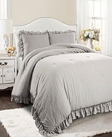 Reyna 3-Pc. Full/Queen Comforter Set