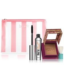 Benefit Cosmetics 3-Pc. Lash & Bronze Blowout! Set