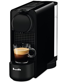 Nespresso  Essenza Plus with Aerocinno Milk Frother, Black