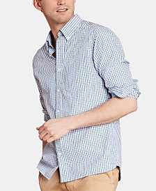 Brooks Brothers Men's Plaid Shirt