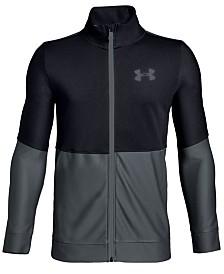Under Armour Big Boys Prototype Full-Zip Jacket