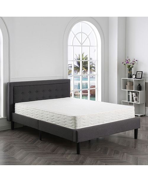 "Sleep Trends Ana 8"" Cushion Firm Tight Top Mattress- Queen"