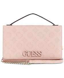 GUESS Kamryn Logo Crossbody Wallet