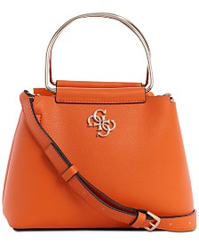 GUESS Kim Mini Top-Handle Crossbody