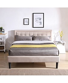Alondra Platform Bed - Queen