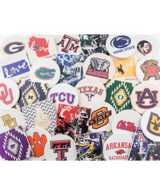 Oklahoma State University Coasters, Set of 4