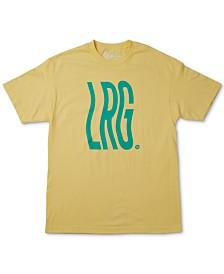 LRG Men's Wavy Logo T-Shirt