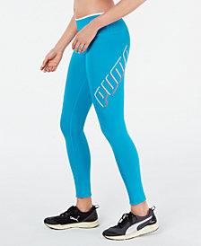 Puma Modern Sports Fold-Up Leggings