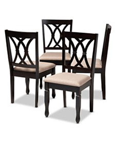 Reneau Dining Chair, Quick Ship (Set of 4)