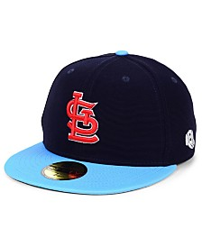 New Era St. Louis Cardinals Cooperstown Flip 59FIFTY Fitted Cap