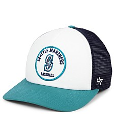'47 Brand Seattle Mariners Swell Trucker MVP Cap
