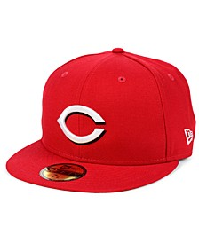 Cincinnati Reds Opening Day 59FIFTY-FITTED-FITTED Cap