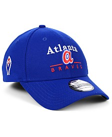 New Era Atlanta Braves Cooperstown Collection 39THIRTY Cap