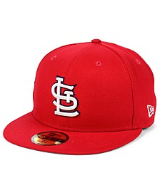 New Era St. Louis Cardinals Opening Day 59FIFTY-FITTED-FITTED Cap