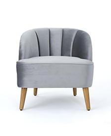 Amaia Club Chair, Quick Ship