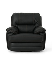 Swell Noble House Almonte Faux Leather Recliner Club Chair Quick Inzonedesignstudio Interior Chair Design Inzonedesignstudiocom