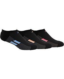 adidas 3-Pk. Superlite No-Show Women's Socks
