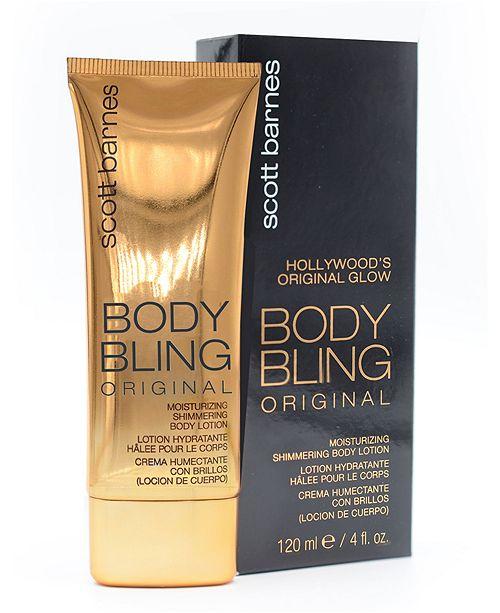 Scott Barnes Body Bling Shimmering Lotion Original 4 fl.oz.