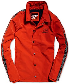 Superdry Men's Cadence Coat Jacket