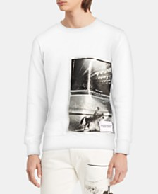 Calvin Klein Jeans Men's Warhol Rodeo Graphic Sweatshirt