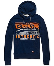 Superdry Men's Vintage Authentic Logo Hoodie