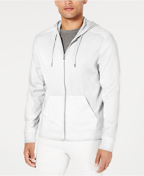 INC International Concepts INC Men's Zip-Front Hoodie, Created for Macy's
