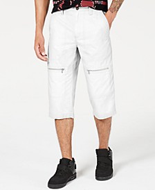 INC Men's Andrew Messenger Shorts, Created for Macy's