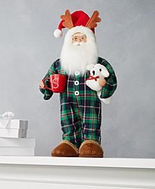 Pajama Santa, Created for Macy's