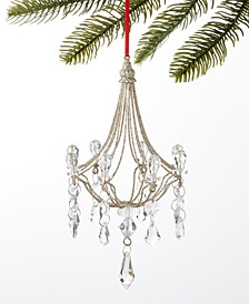 Shine Bright Chandelier Ornament Created For Macy's