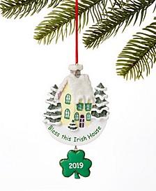 Irish Bless this Irish House 2019 Ornament, Created For Macy's