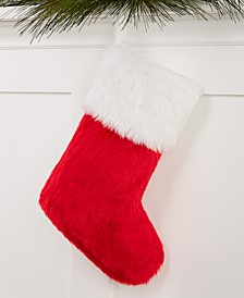 Classic Red Stocking, Created for Macy's