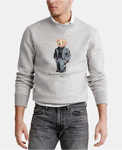 Polo Ralph Lauren Men's Polo Bear Fleece Sweatshirt
