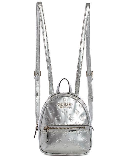 GUESS Peony Shine Mini Backpack