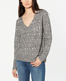 Eileen Fisher Silk-Linen Sweater