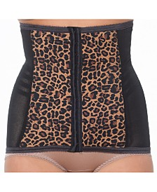 Rago Satin Waist Cincher in S to 2X