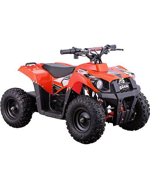 MotoTec Monster 36V 500W ATV